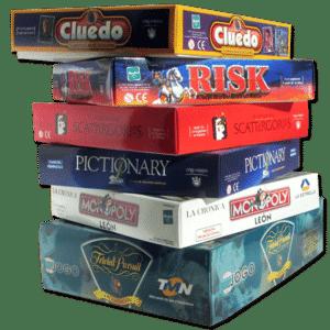 fabrikant van verpakkingen voor spellen