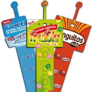 Clip Strip Merchandising 1