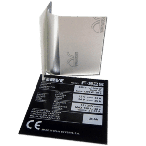 thermal labels for high temperatures