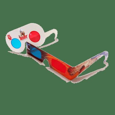 Fabricant de lunettes 3D