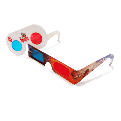 Fabrikant van 3D-brillen