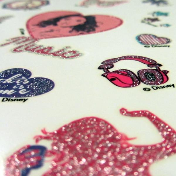 tatuajes con purpurina