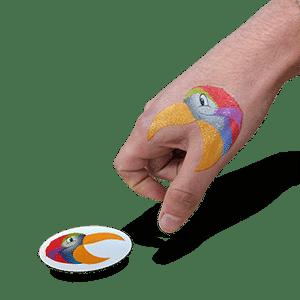 aangepaste tijdelijke tattoos