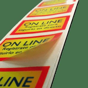 Fabrikant van zelfklevende etiketten