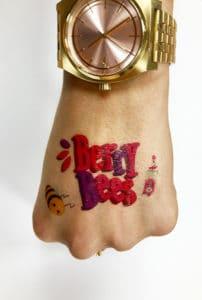 cuanto duran los tatuajes temporales